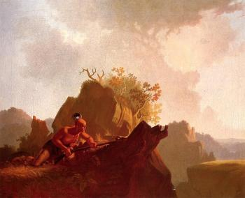 George Caleb Bingham : The Concealed Enemy
